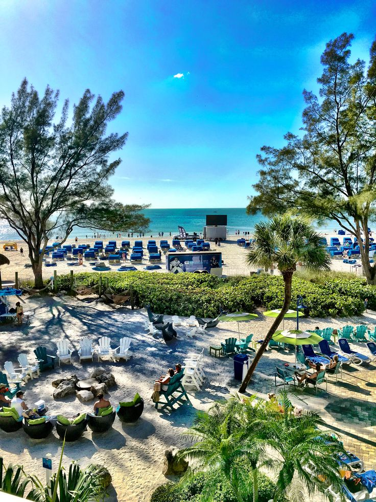 5 Reasons Tradewinds Island Resort on St. Pete Beach is the perfect getaway! #JustLetGo