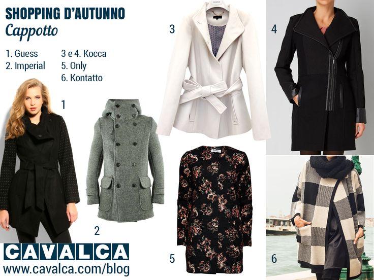 Un cappotto per ogni stile! #guess #imperial #kocca #only #kontatto #fashion #shopping #fall #winter #cavalca #varese #arcisate