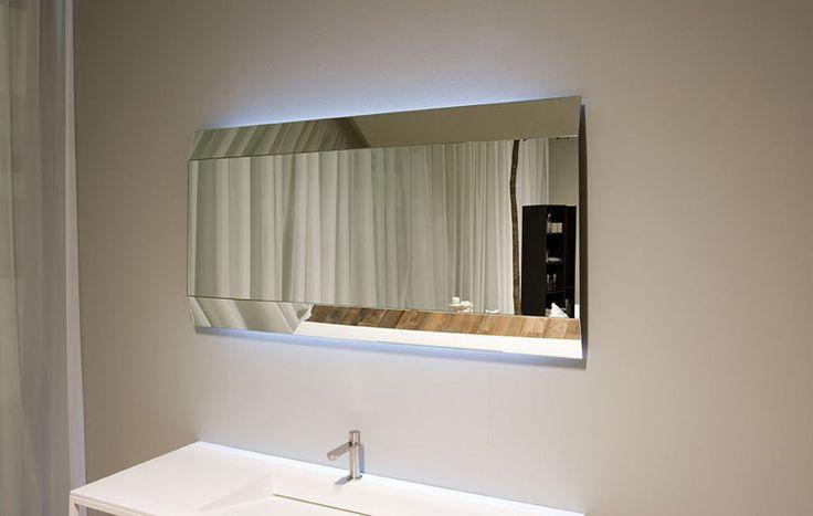Specchio per bagno dal design moderno n.21