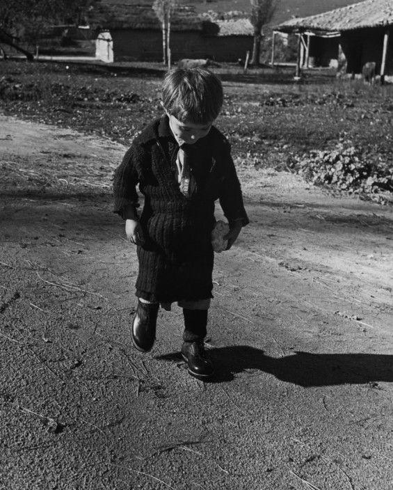 Φωτογραφίες του David Seymour απο Ελλάδα
