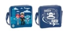 Pan Am and lifestyle brand Paul Frank are collaborating to create a limited edition series of Pan Am's iconic, travel-inspired bags featuring Paul Frank characters and special edition linings.