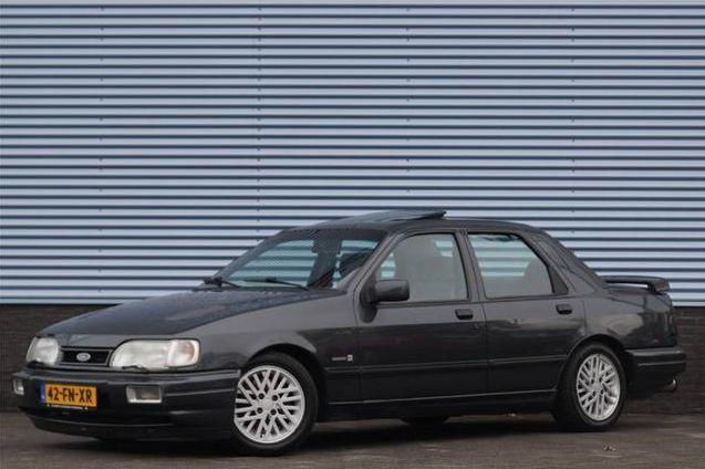 #Ford #Sierra #Cosworth