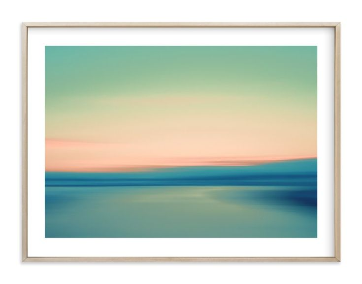 """Fluid Motion"" - Art Print by Gabrial Reising in beautiful frame options and a variety of sizes."
