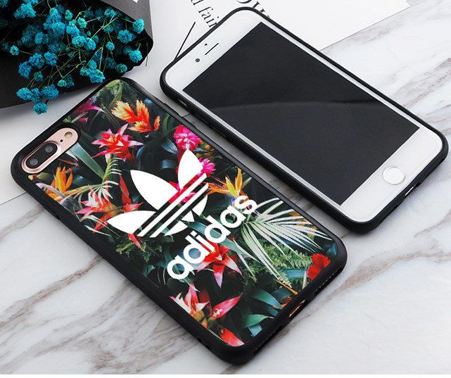 Adidas Tropical Floral Print On Hard Plastic Cover Skin Case For iPhone  #UnbrandedGeneric #Modern #Cheap #New #Best #Seller #Design #Custom #Gift #Birthday #Anniversary #Friend #Graduation #Family #Hot #Limited #Elegant #Luxury #Sport #Special #Hot #Rare #Cool #Top #Famous #Case #Cover #iPhone #iPhone8 #iPhone8Plus #iPhoneX