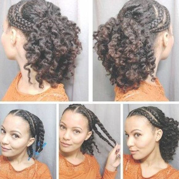 15 Cute Easy Twist Out Natural Hair Styles Curly Girl Swag With Images Heat Damaged Hair Natural Curls Curly Hair Styles Naturally