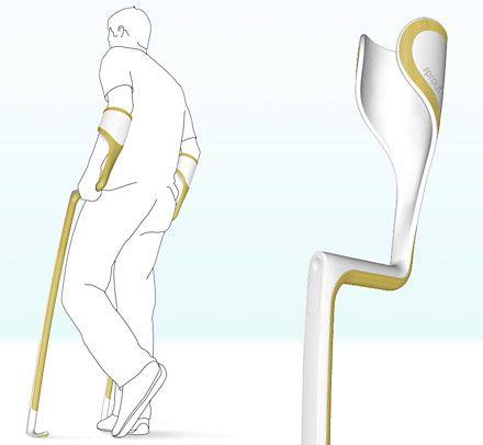 Crutch design