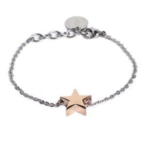 Edblad Star bracelet roséguld