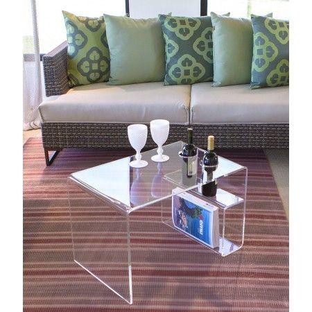 9 best images about tavolino in plexiglass moderno on for Plexiglas tisch design