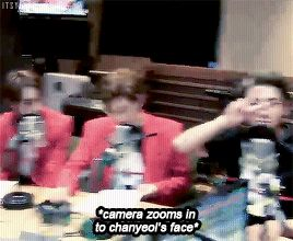 Sunny's FM Date 150410 : Camera-loving Chanyeol and 100% done Suho (1/4)