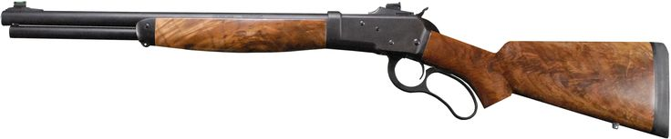 Big Horn Armory Model 89 .500 S&W Magnum with solid figured walnut stock set