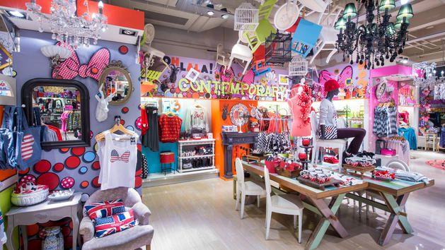 Disney Fashion | Winkels Disneyland Paris | Disneyland Paris