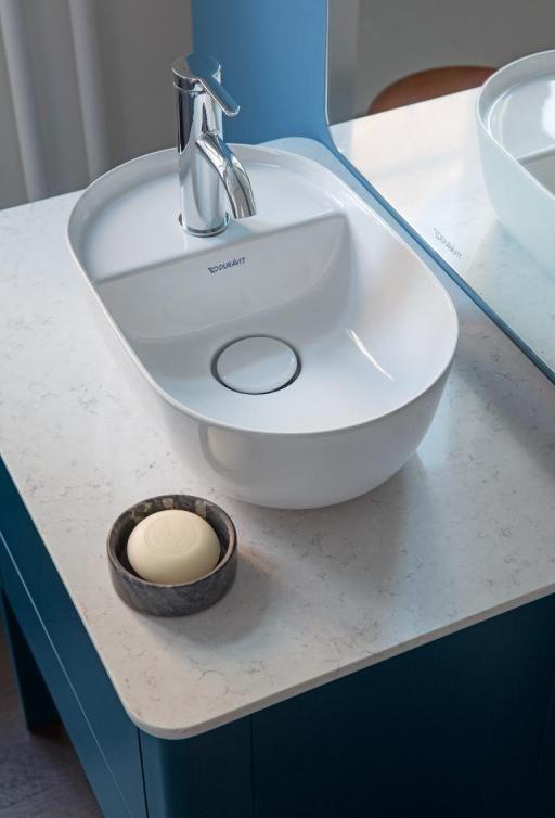 duravit luv for small bathrooms - Duravit Sink