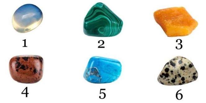 Τεστ: Διαλέξτε την πέτρα που σας ταιριάζει και δείτε τι σημαίνει για το…