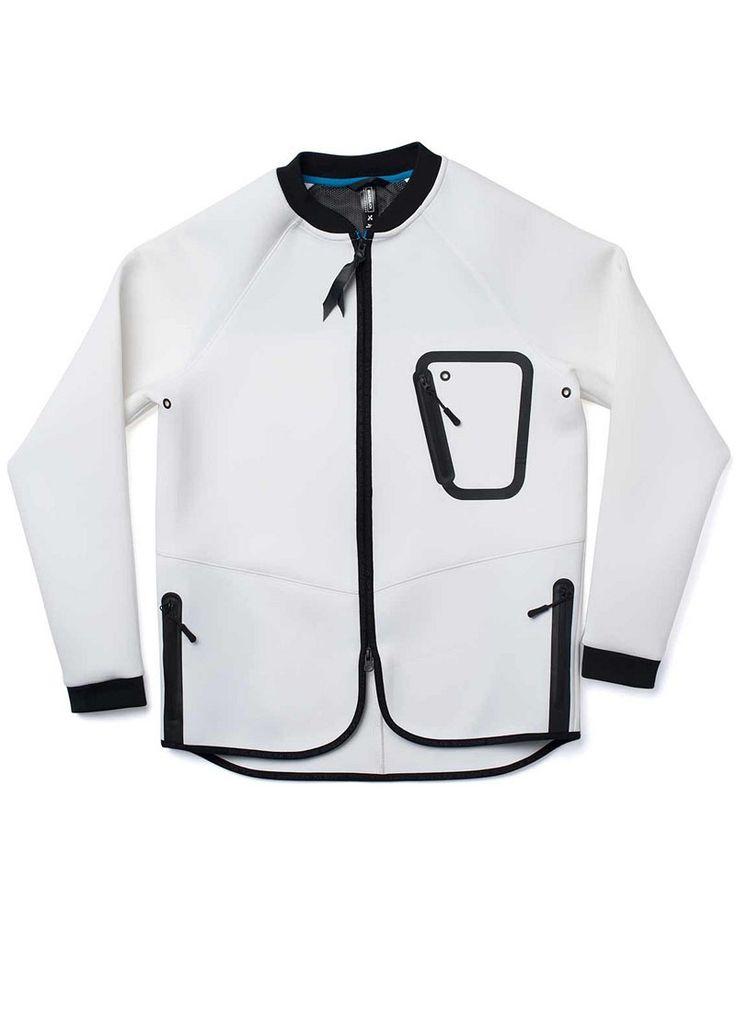 L:C Black and White   BrandBlack Dekkard Jacket