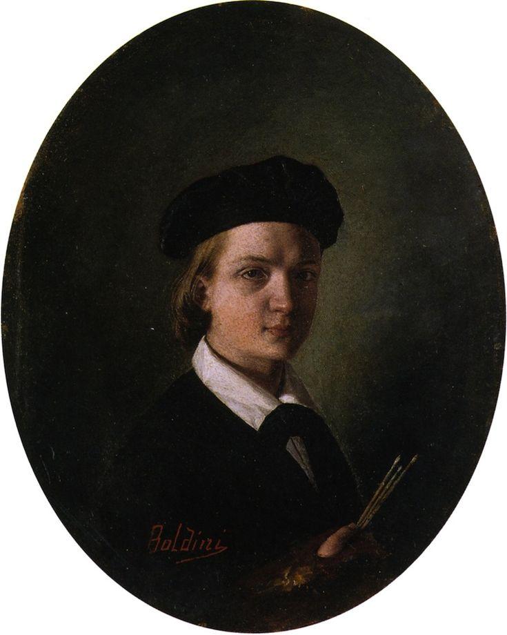 Αυτοπροσωπογραφία (1856)