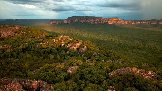 Arnhem Land Escarpement, Kakadu National Park, Kakadu and Arnhem Land, Northern Territory, Australia