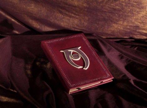 Skyrim Conjuration Tome Replica iPad / Tablet / Kindle / eReader CoverGeekify Inc
