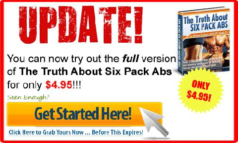the truth about abs review how to get six pack body