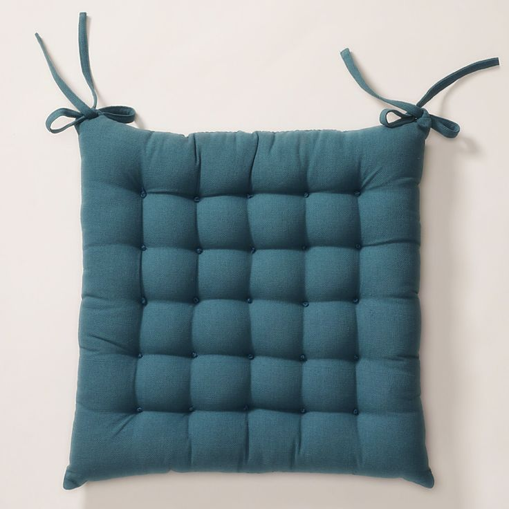 Kitchen Chair Seat Pads Uk Simple Kitchen Chair Pads Cushions Blue .