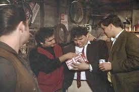 """""""My advice to you is that you start drinking heavily"""" Bluto to Flounder  Animal House"""