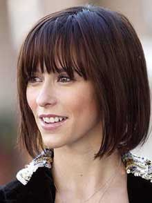 line bob with bangs - Bing Images | My short haircut I love ...
