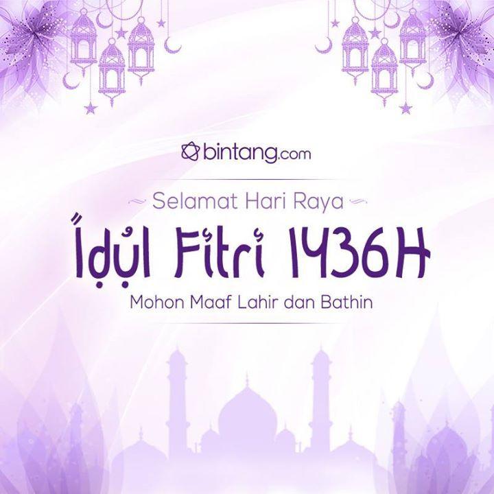 Idul Fitri Bintang.com Indonesia