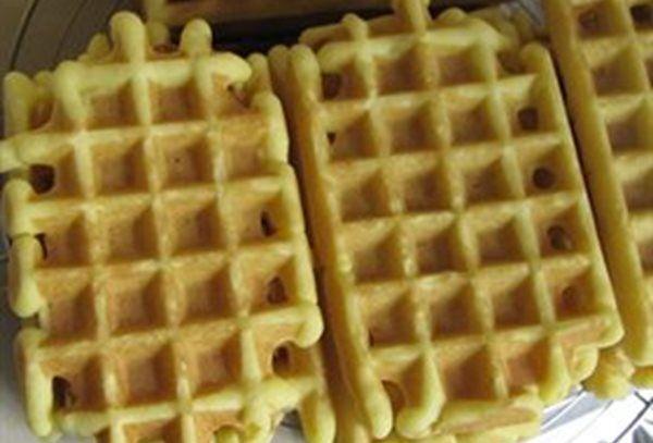 Malse vanillewafels recept | Solo Open Kitchen