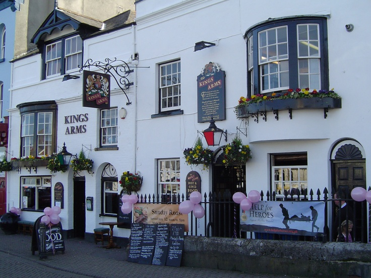 Kings Arms, Weymouth, Dorset....best pub in the world ;)