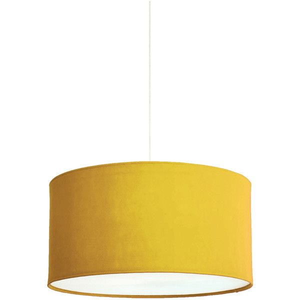 Russell Cameron Kobe Pendant Medium Yellow (€190) ❤ liked on Polyvore  featuring home - Best 25+ Yellow Lamps Ideas On Pinterest Yellow Lamp Shades