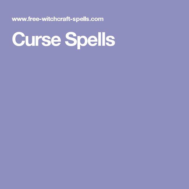 Curse Spells