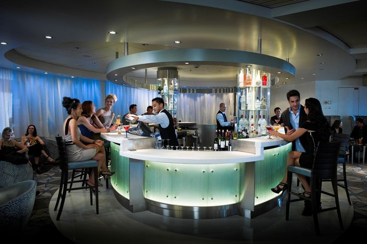 Martini Bar - Celebrity Constellation