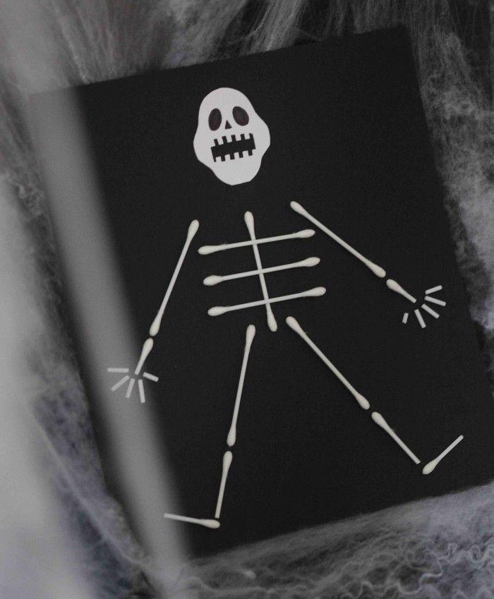 Halloweenpyssel för barn - Pyssel & DIY - UnderbaraClara