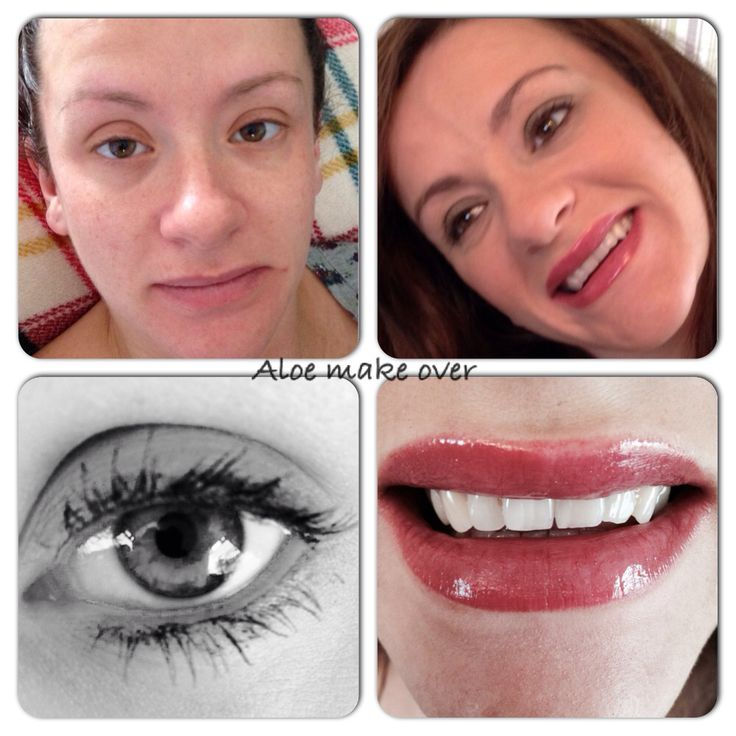 Gorgeous has gorgeous sonja flawless make over