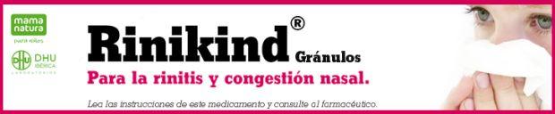 Alivio Congestion Nasal y Rinitis #MamaNatura