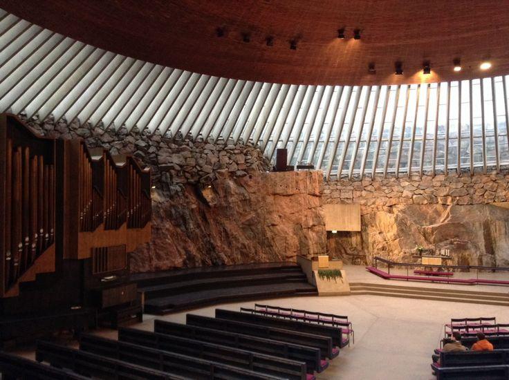 Temppeliaukion kirkko