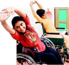 Adapted Yoga, Chair Exercises, Wheelchair Yoga, Wheelchair Chair, Wheelchair Skills, Advanced Wheelchair, Wheelchair Sports, Adaptive Yoga