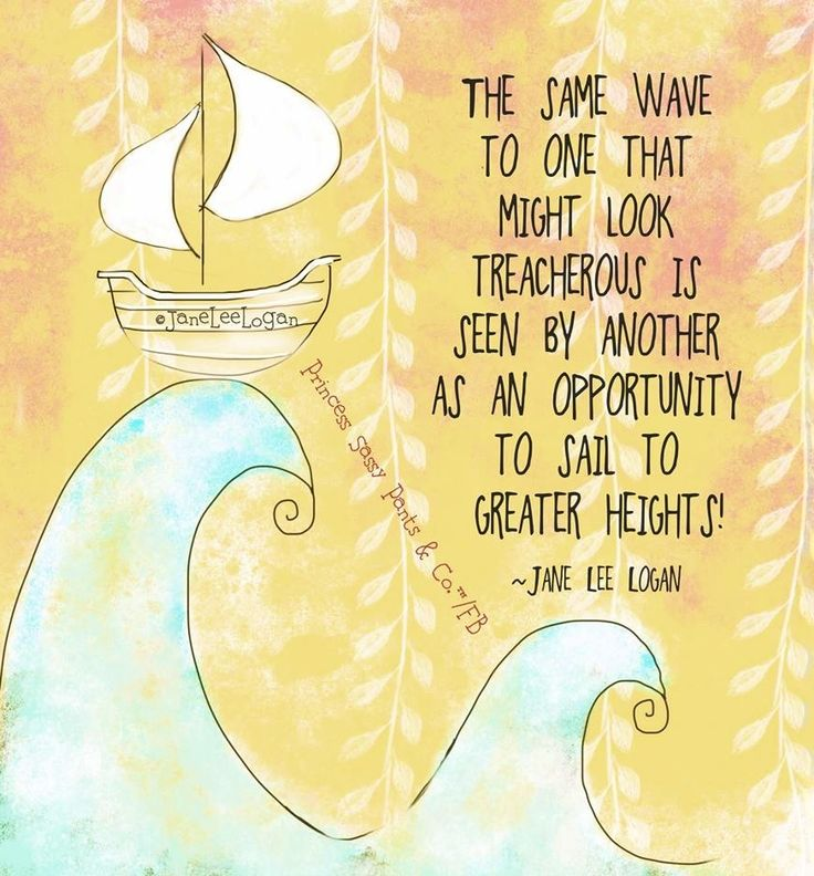 Waves Quotes: 17+ Wave Quotes On Pinterest