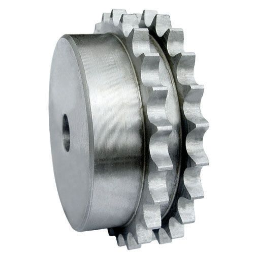 "Ready for Free shipping with in Bangalore Note:* Not for all the products. Duplex Chain sprocket - Metric Sprocket, Pitch: 3/8 "", pilot bore, type B"", Teeth - 14,  Make-SKF Code - PHS 06B-2BH12, Standard - ISO 06B For more details contact us: http://www.steelsparrow.com/chains-sprockets/sprockets/duplex.html Email Id: info@steelsparrow.com"