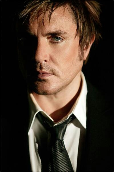 Simon Le Bon...my first crush..30 years later, I'm still crushing <3
