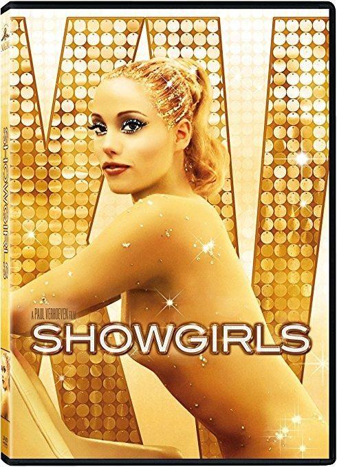 Elizabeth Berkley & Kyle MacLachlan & Paul Verhoeven-Showgirls