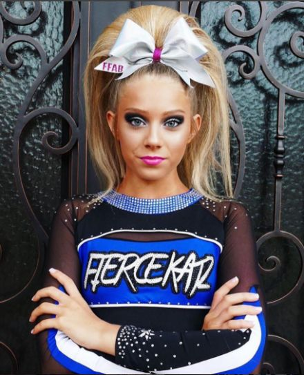 Best 25+ Cheerleading competition hair ideas on Pinterest ...