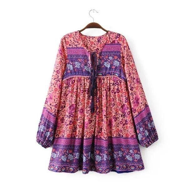 SUNKISSED Mini Dress