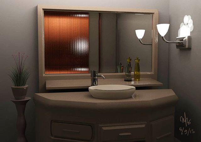 My 3D modeling project for the bathroom interior using 3ds max and render with Mental Ray .  3D modeling saya untuk interior toilet menggunakan Autodesk 3ds max dengen render Mental Ray. .  #art #illustration #drawing #3d #3dart #3dsmax #3dartist #artist #winnonart3D #ordergambar #jasagambar #animatorindonesia #animator #indonesia #artsy #instaart #instagood #masterpiece #creative #photooftheday #instaartist #graphic #artoftheday