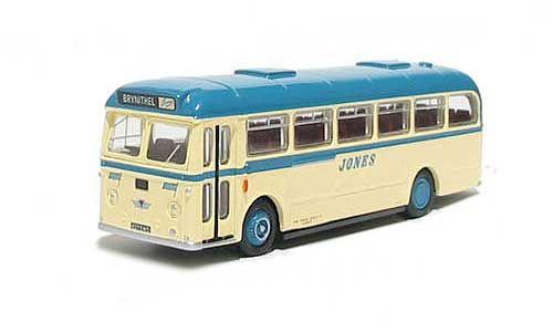 AEC Reliance Diecast Model Bus