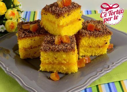 Soffici e golose #merendine all'#arancia e #cioccolato ideali per grandi e piccini.   Clicca e scopri la ricetta di @Morena Roana per Valle'...