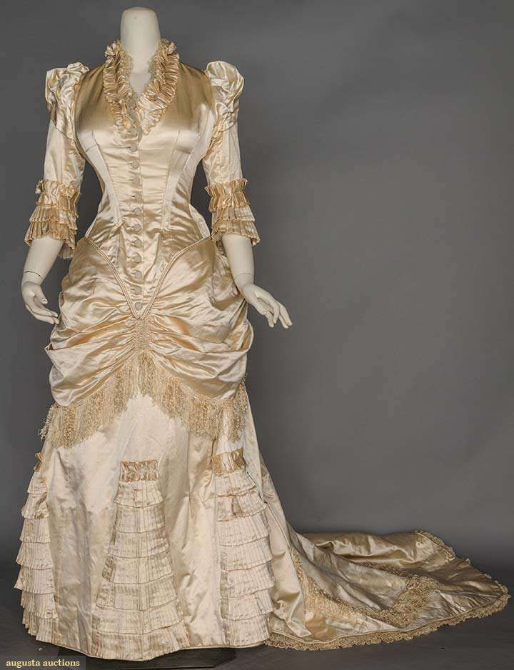 320 best 1880s wedding fashions images on pinterest