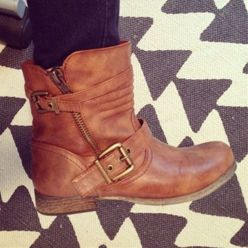 Aldo boots - Click image to find more shoes posts
