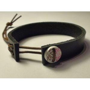 Bracelet, leather