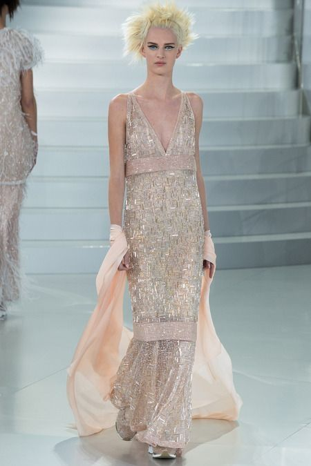 Chanel |  Весна 2014 Haute Couture от proteamundi