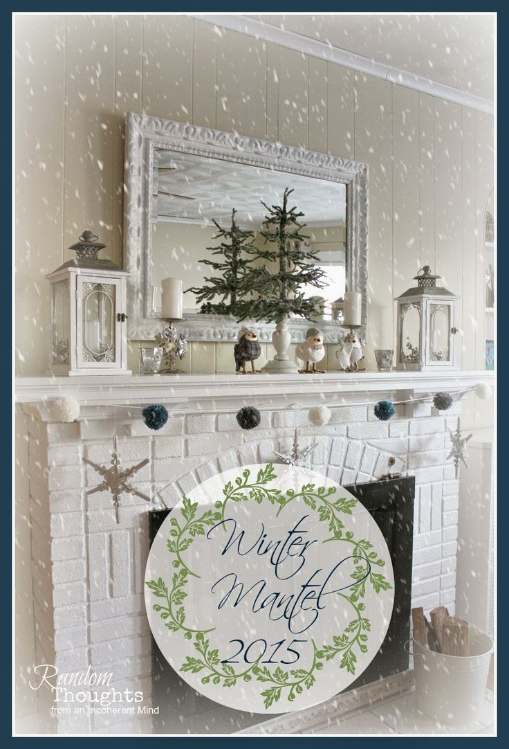 38 best winter decorating ideas images on pinterest | christmas